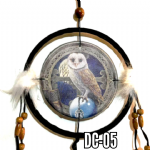The Wise Owl  Dream Catcher @sold@